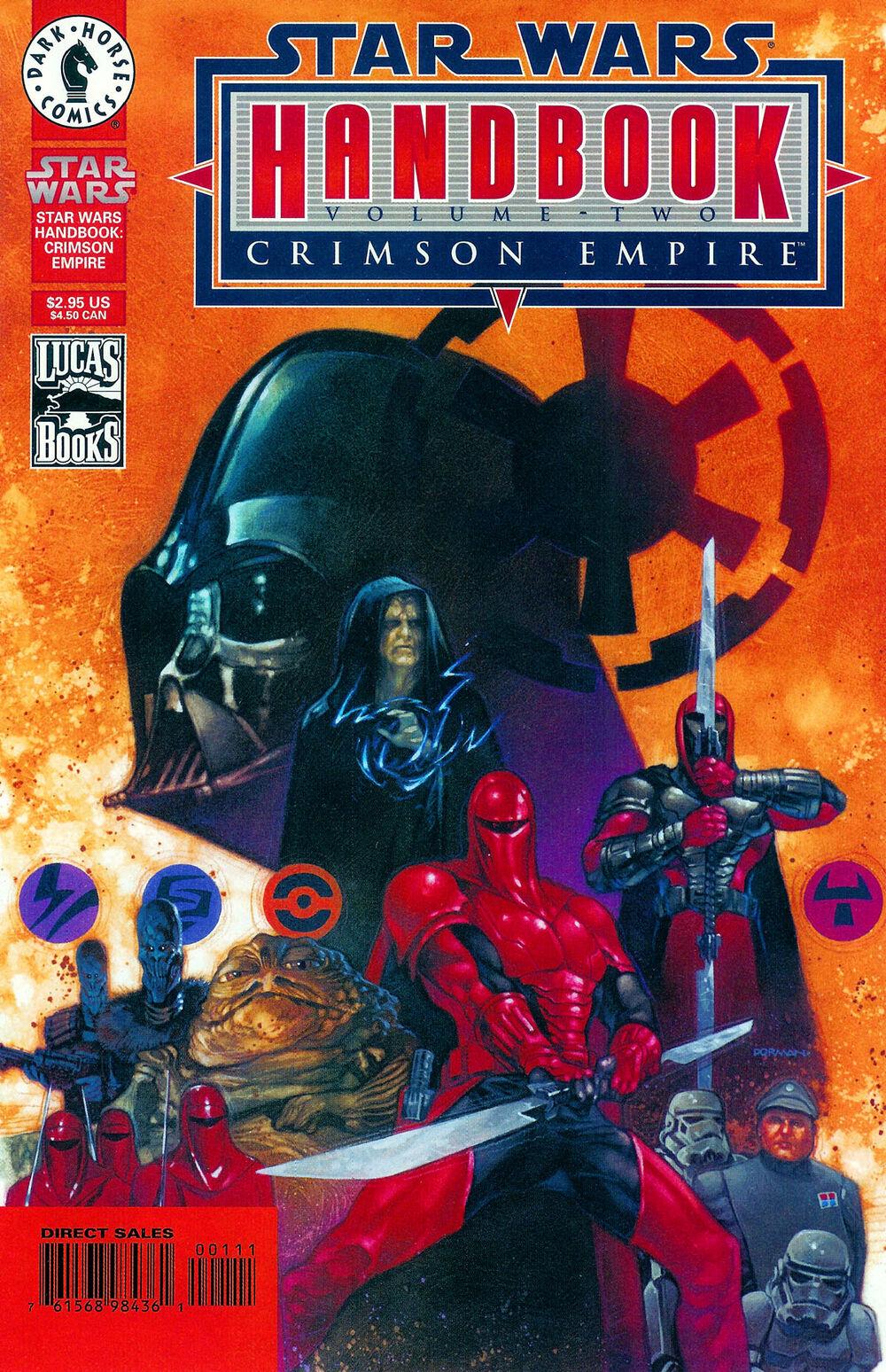 Star Wars Handbook Volume II: Crimson Empire