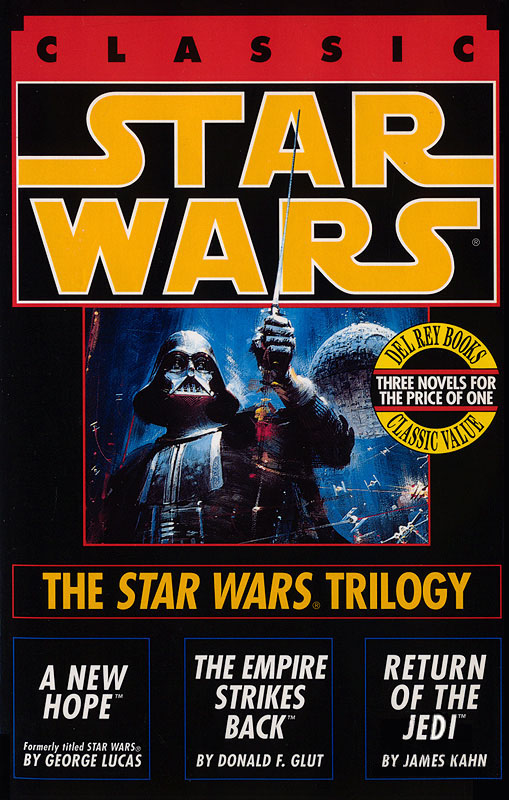 The Star Wars Trilogy (1989 paperback)