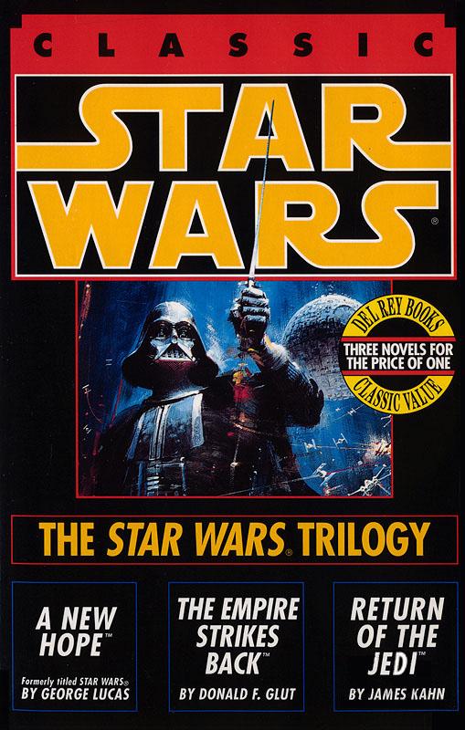 The Star Wars Trilogy (1989 paperback)