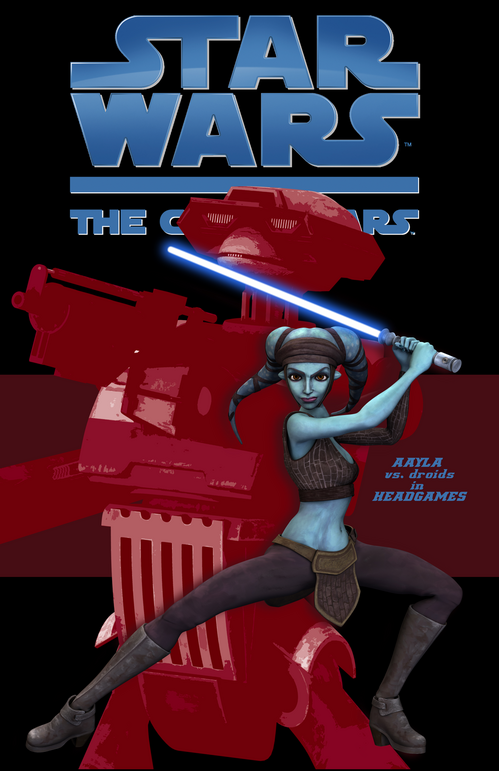 Star Wars The Clone Wars: Headgames