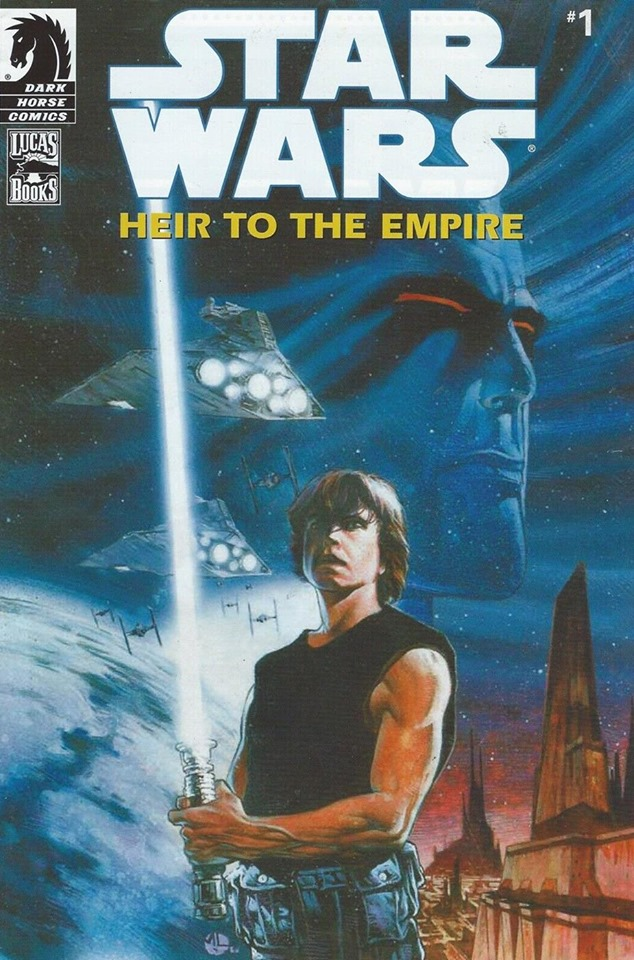 Star Wars Heir to the Empire 1 (Hasbro Two-Pack)