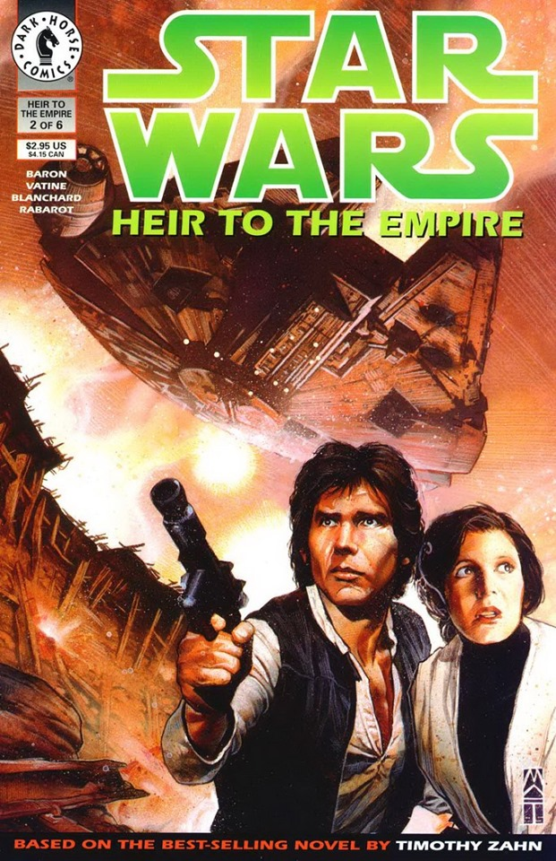 Star Wars Heir to the Empire 2