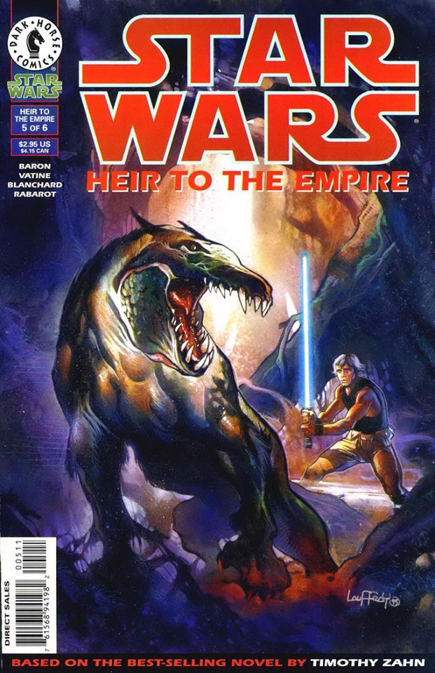 Star Wars Heir to the Empire 5