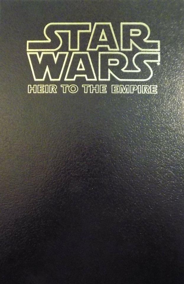 Star Wars: Heir to the Empire (Comic HC)