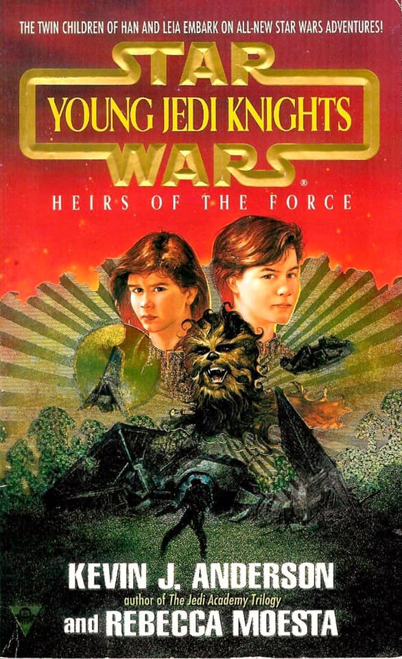 Star Wars Young Jedi Knights: Heirs of the Force