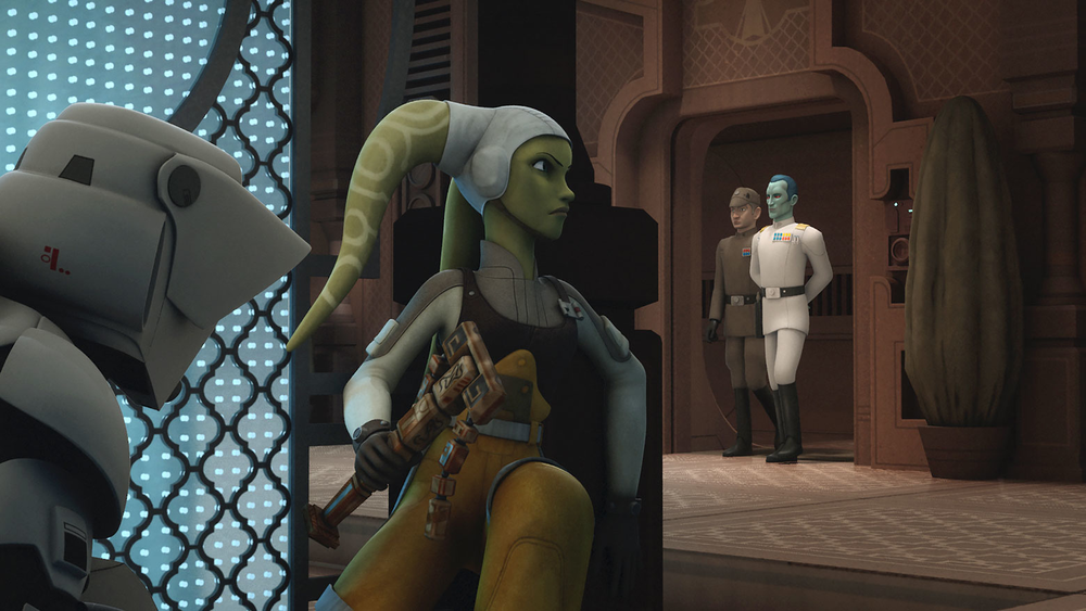 Star Wars Rebels: Hera's Heroes