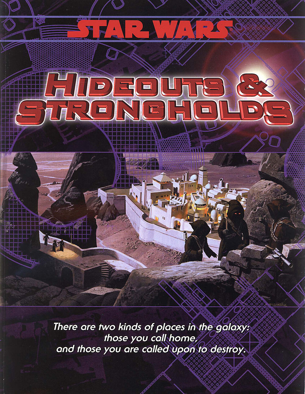 Star Wars: Hideouts & Strongholds