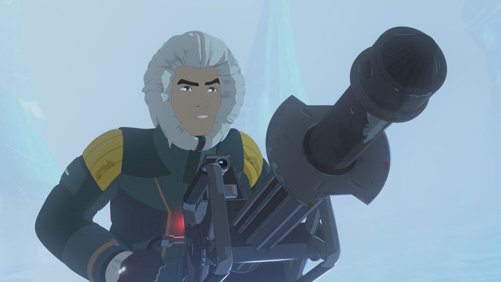 Star Wars Resistance: Hunt on Celsor 3
