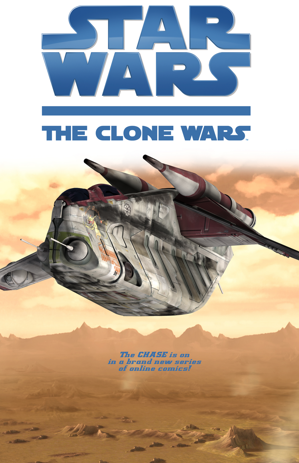 Star Wars The Clone Wars: Hunting the Hunters