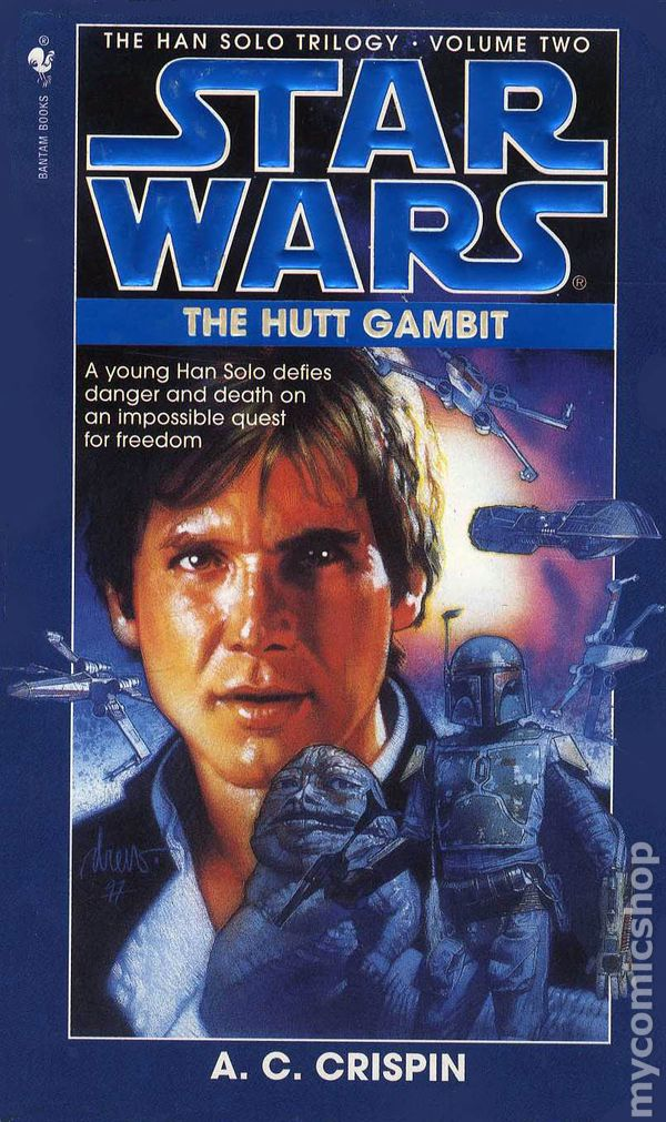 Star Wars Han Solo Trilogy: The Hutt Gambit