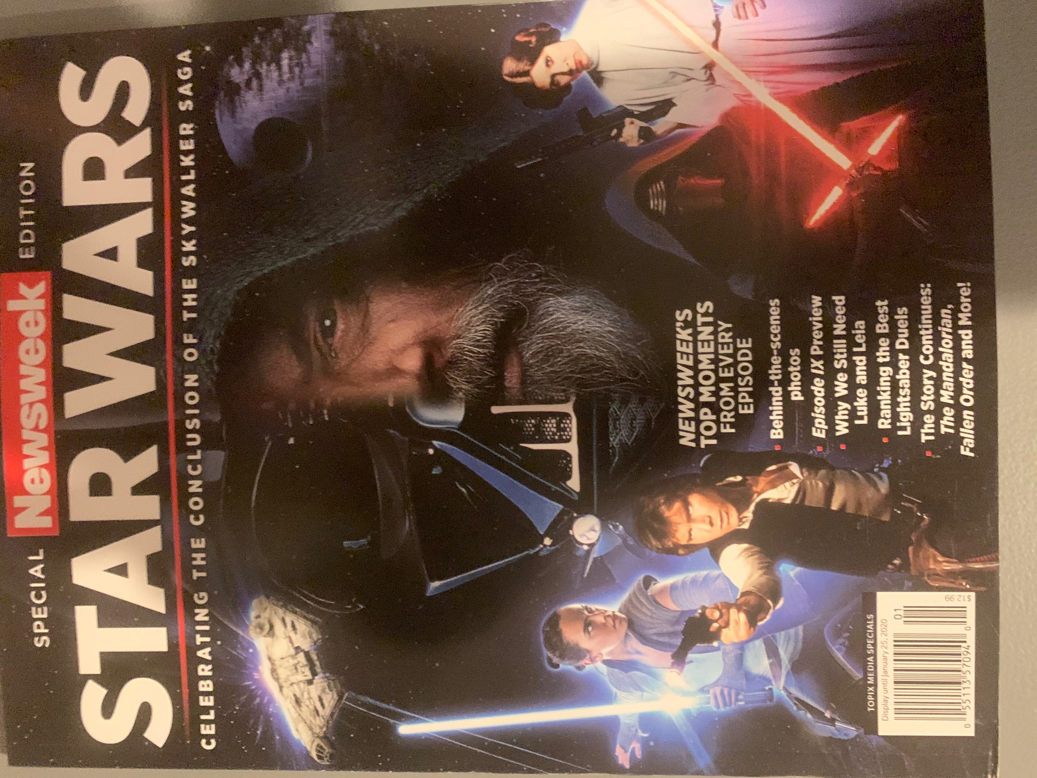 Newsweek Special Edition: Star Wars (2019)
