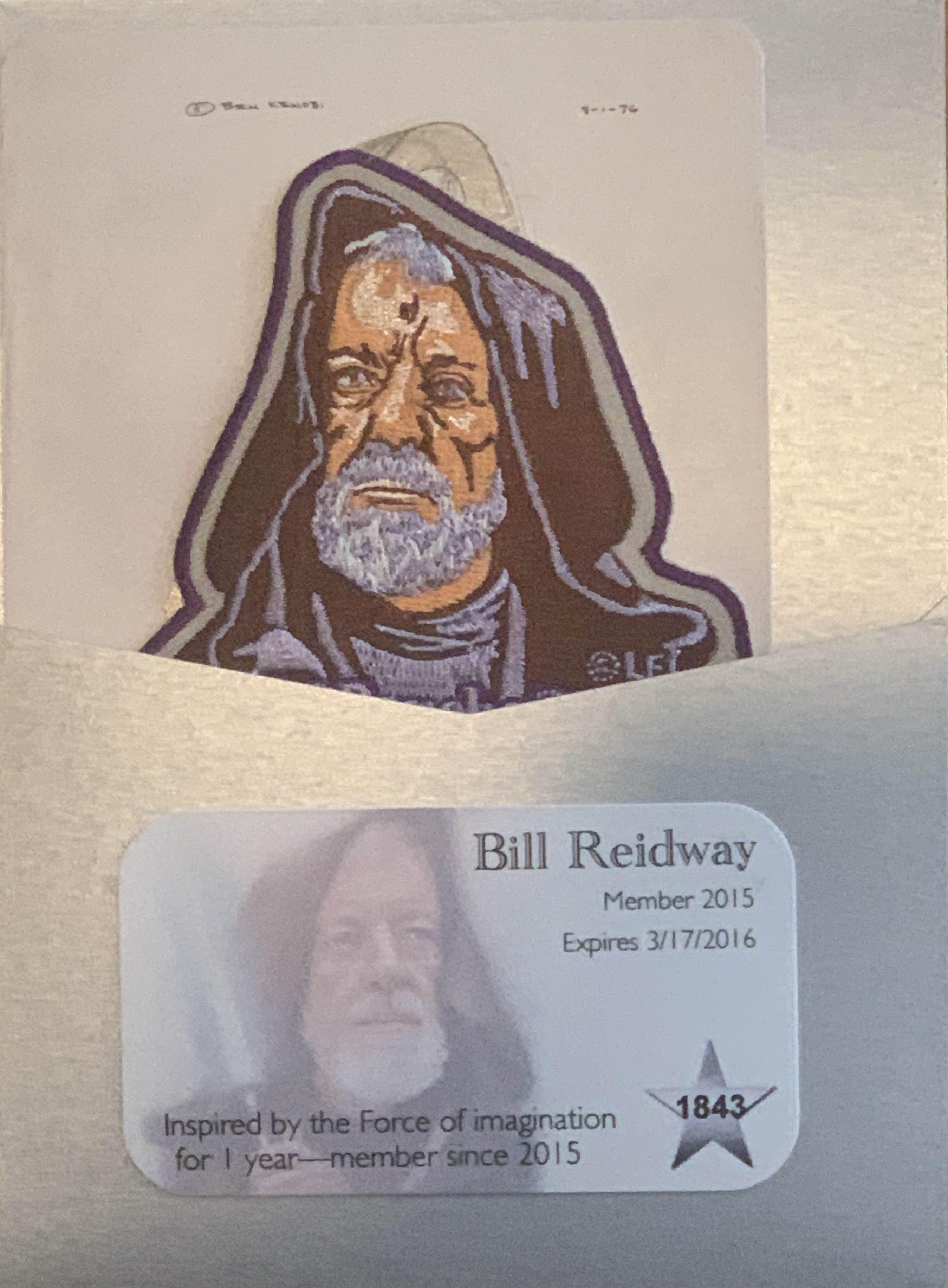 Rancho Obi-Wan Membership Package 2015