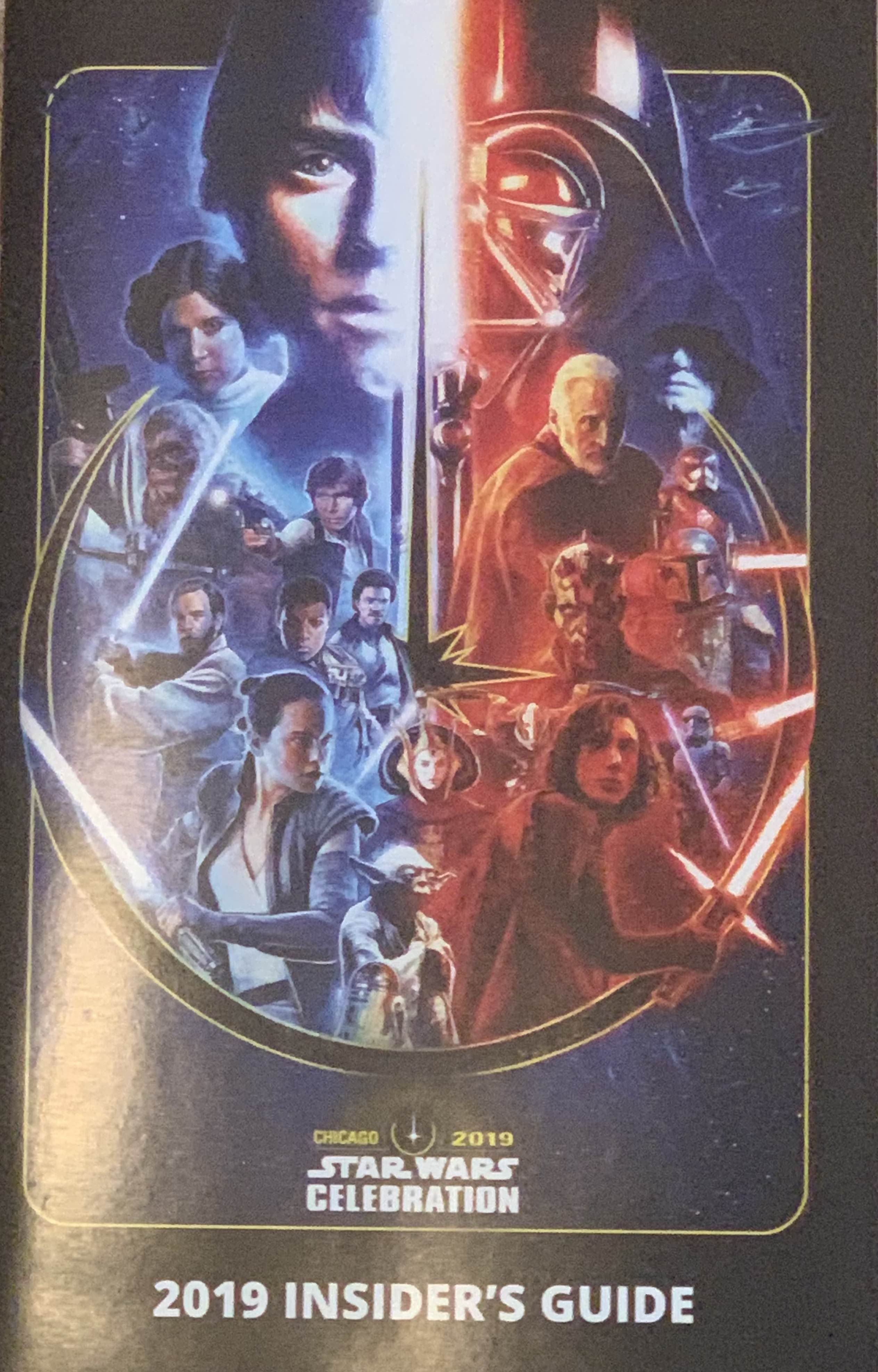 Star Wars Celebration Orlando 2019 Insider's Guide
