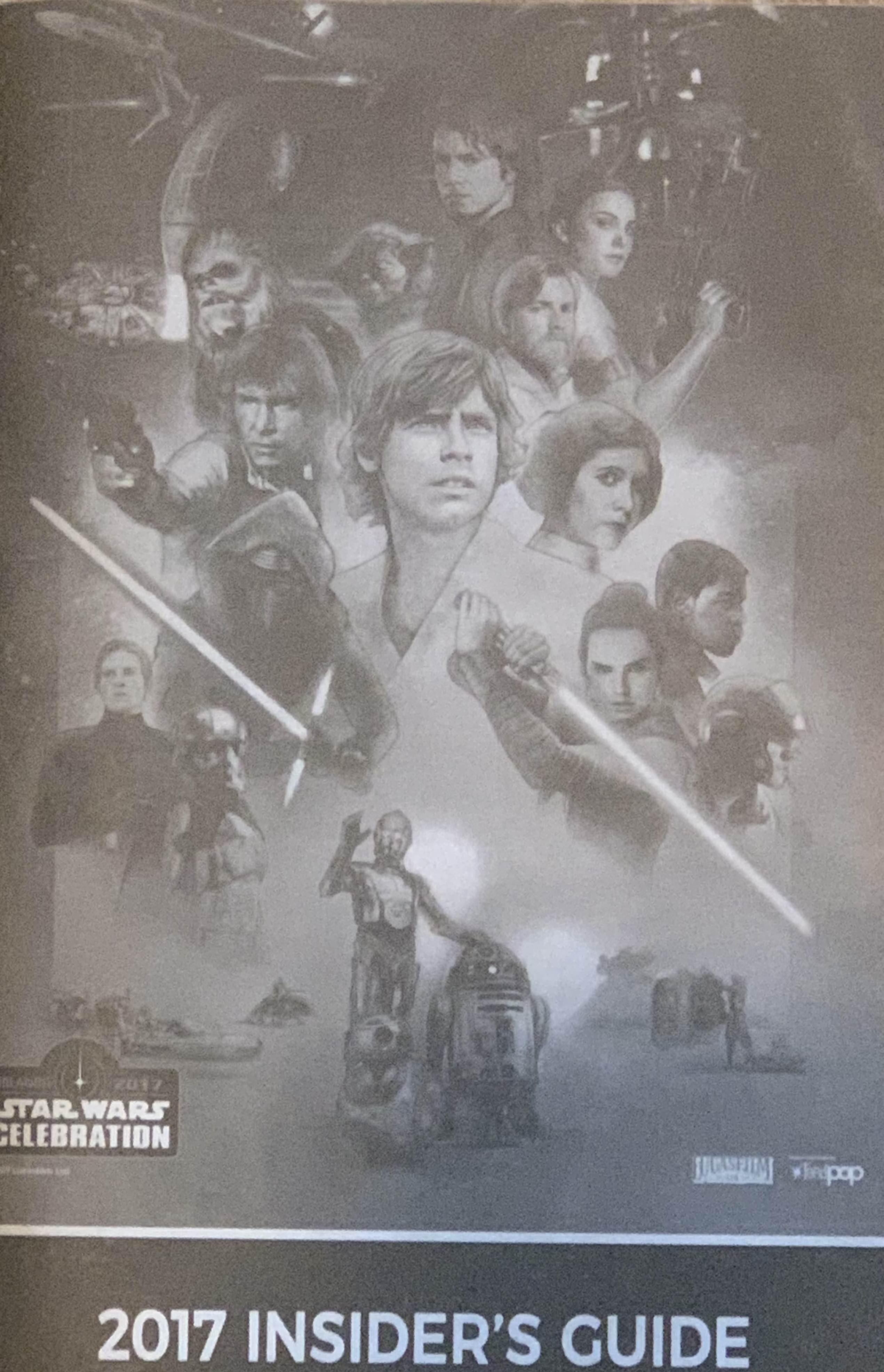 Star Wars Celebration Orlando 2017 Insider's Guide
