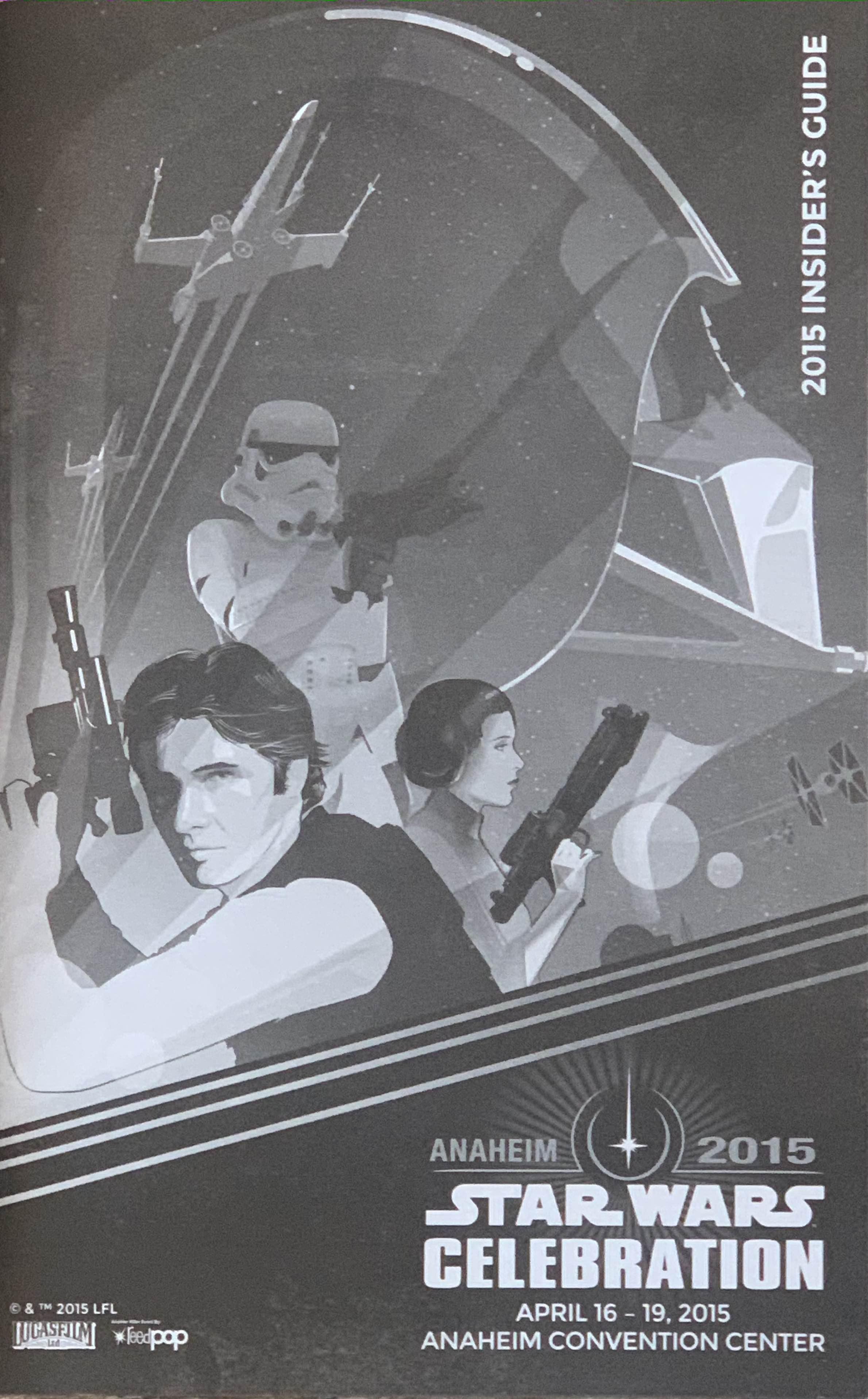 Star Wars Celebration Anaheim 2015 Insider's Guide