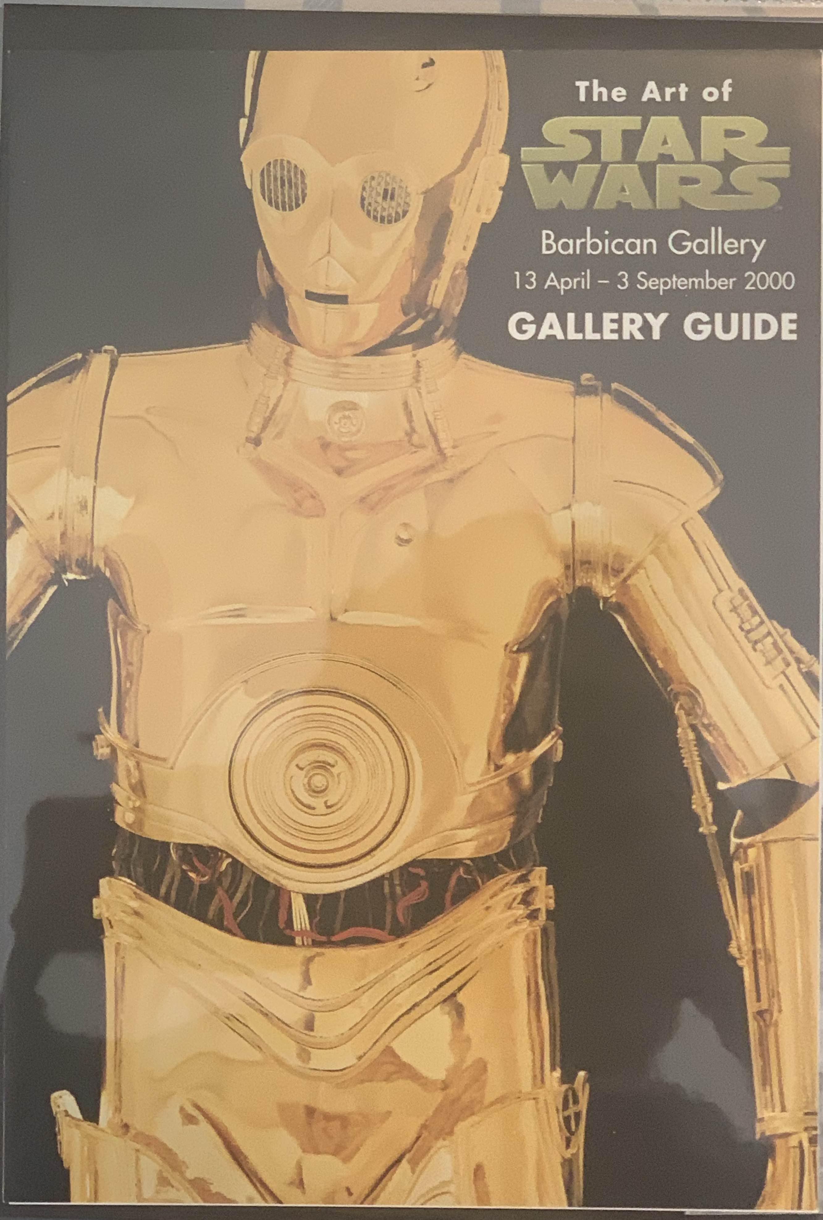 Barbican Art Gallery: The Art of Star Wars Materials