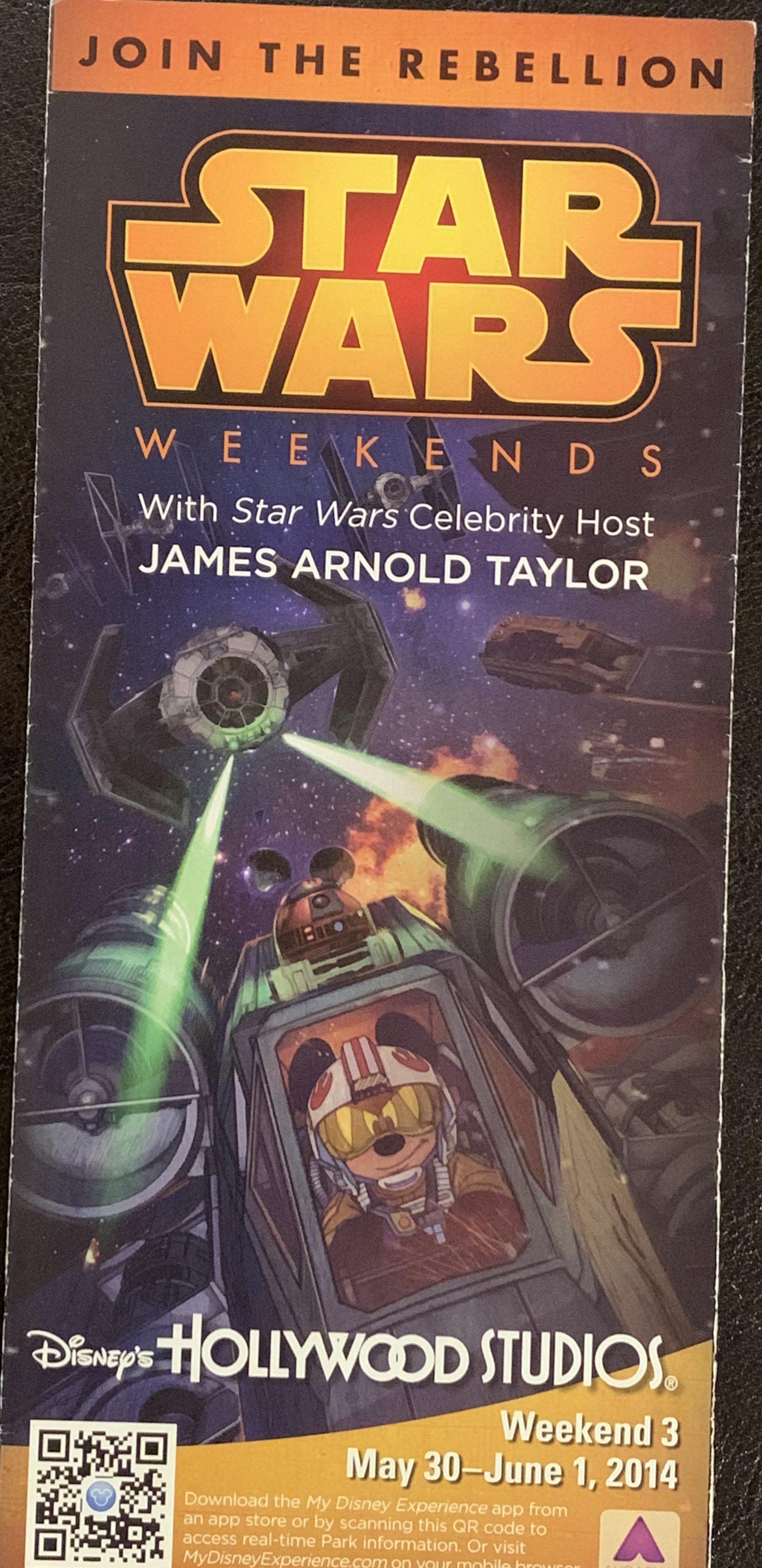 Star Wars Weekends Hollywood Studios 2014 Week 3