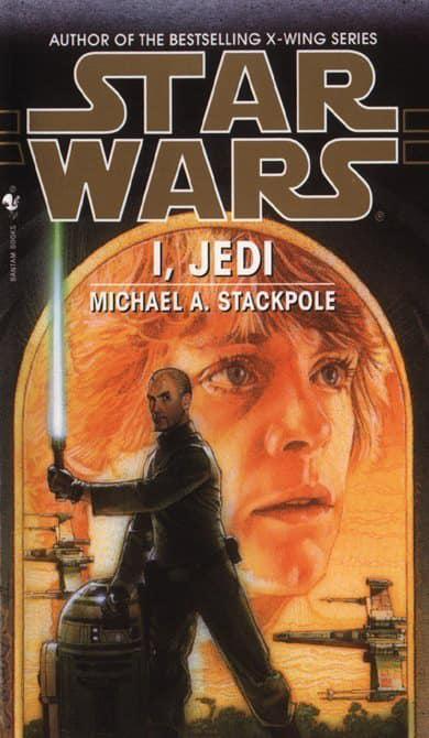 Star Wars: I, Jedi  (paperback)