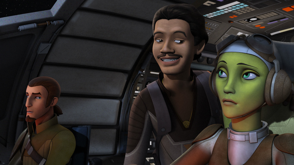 Star Wars Rebels: Idiot's Array