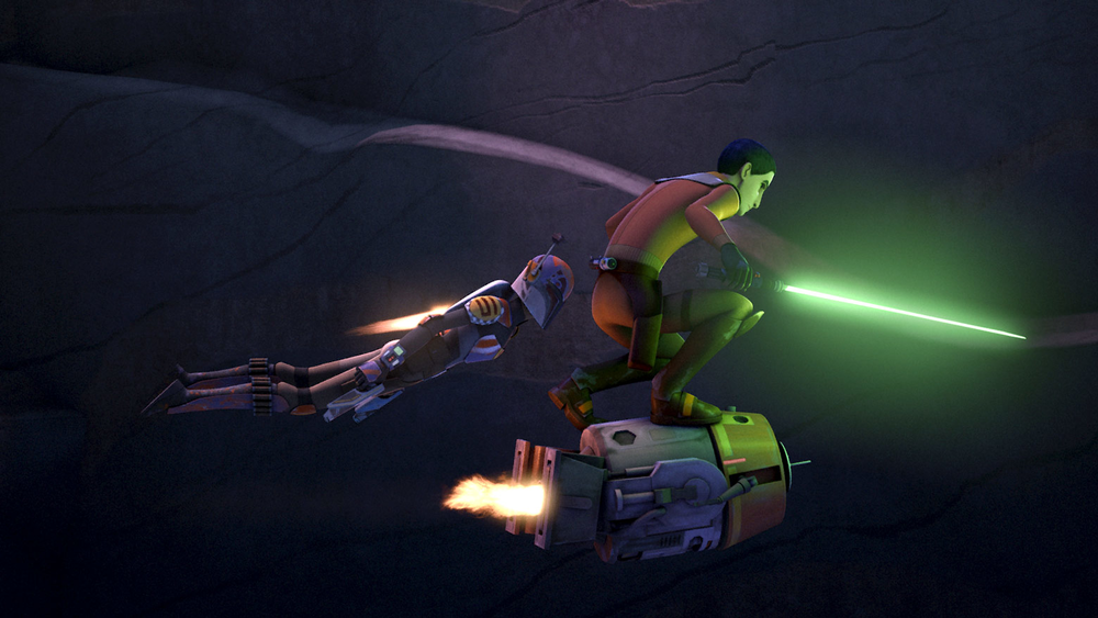 Star Wars Rebels: Imperial Supercommandos