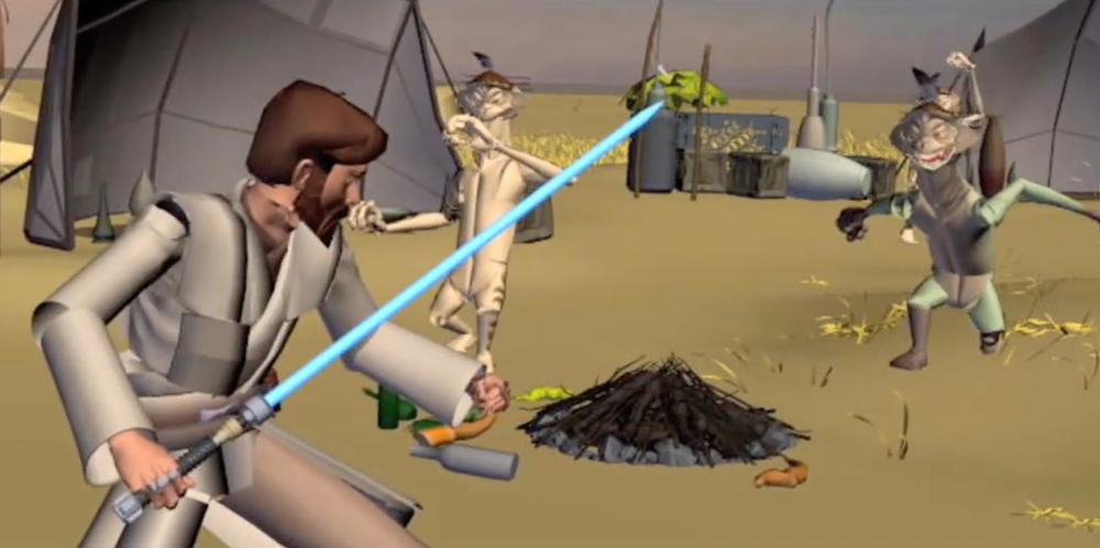 Star Wars The Clone Wars: In Search of the Crystal