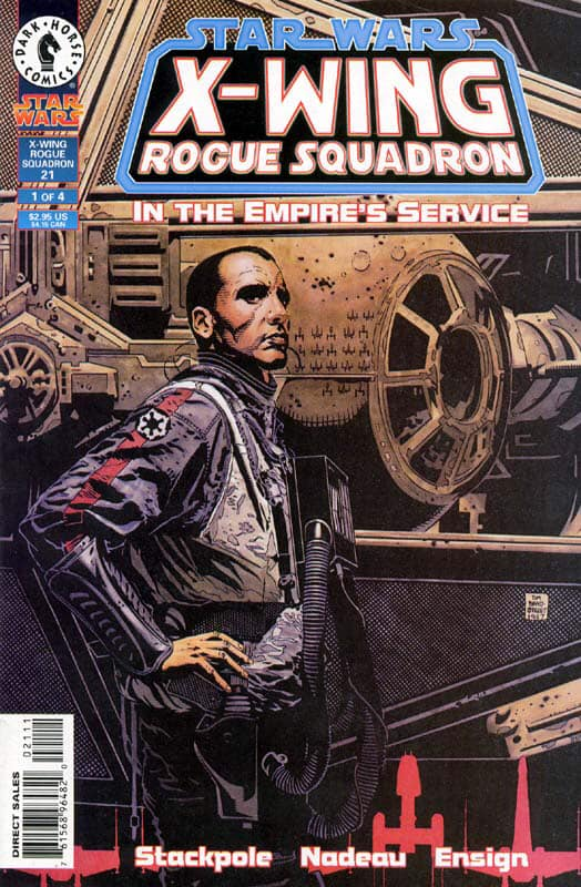 Star Wars X-Wing Rogue Squadron: In the Empire's Service
