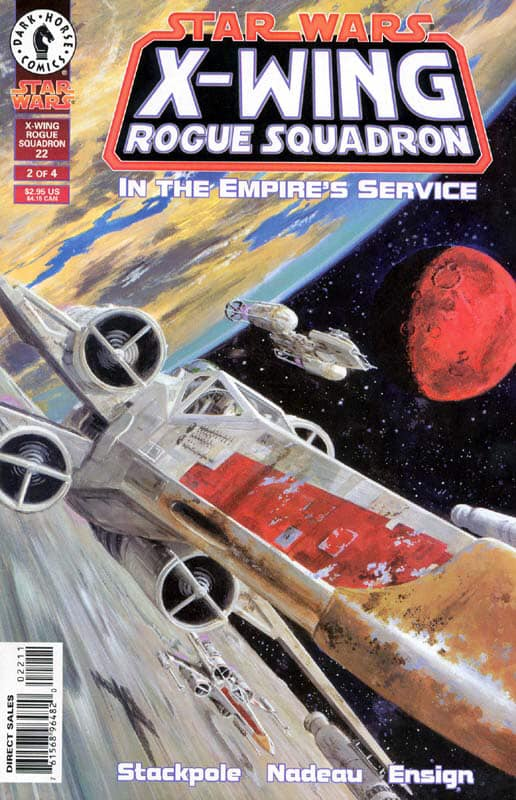 Star Wars X-Wing Rogue Squadron 22