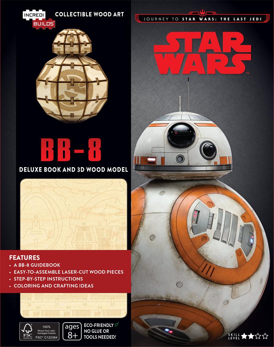 Star Wars Incredibuilds: BB-8