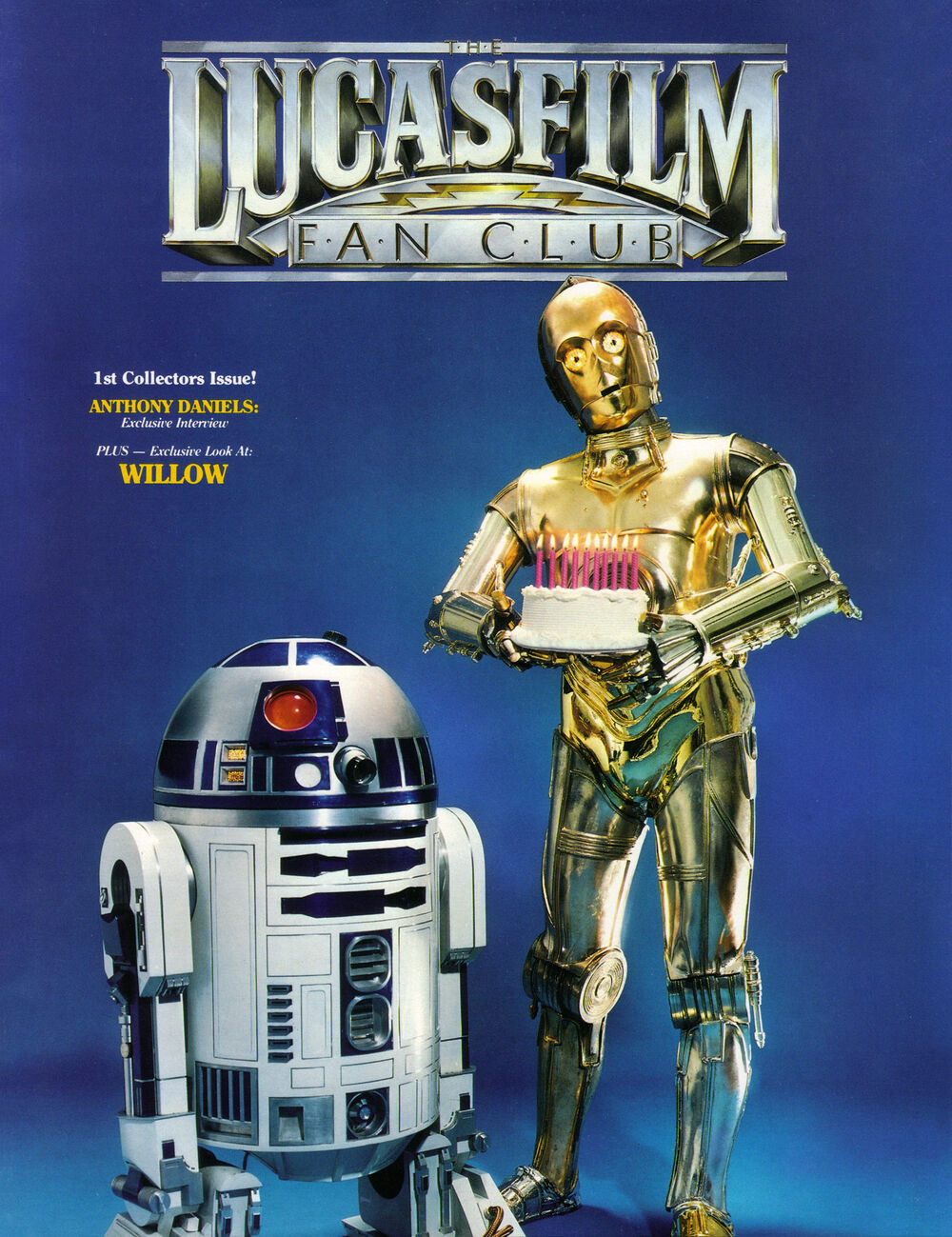 Lucasfilm Fan Club Magazine 1