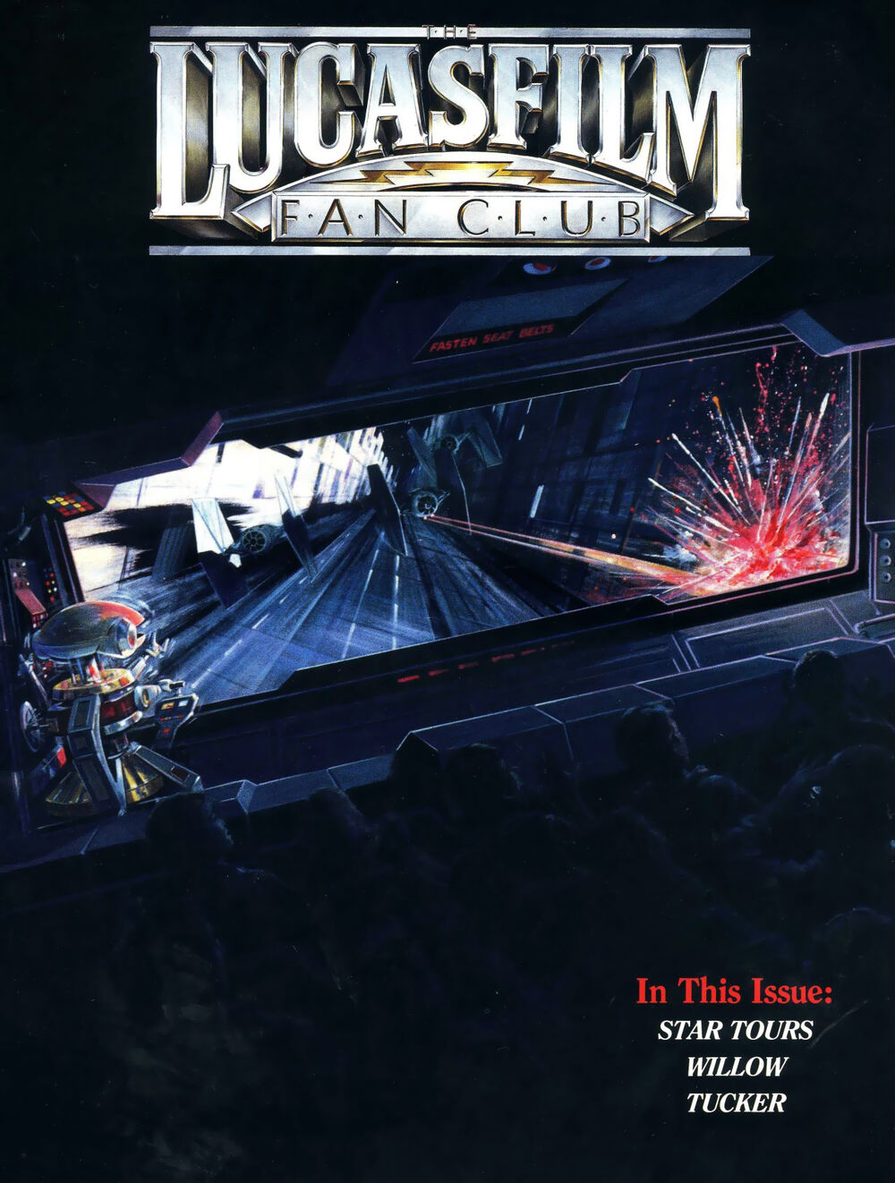 Lucasfilm Fan Club Magazine 2