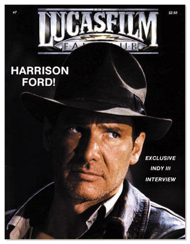 Lucasfilm Fan Club Magazine 7