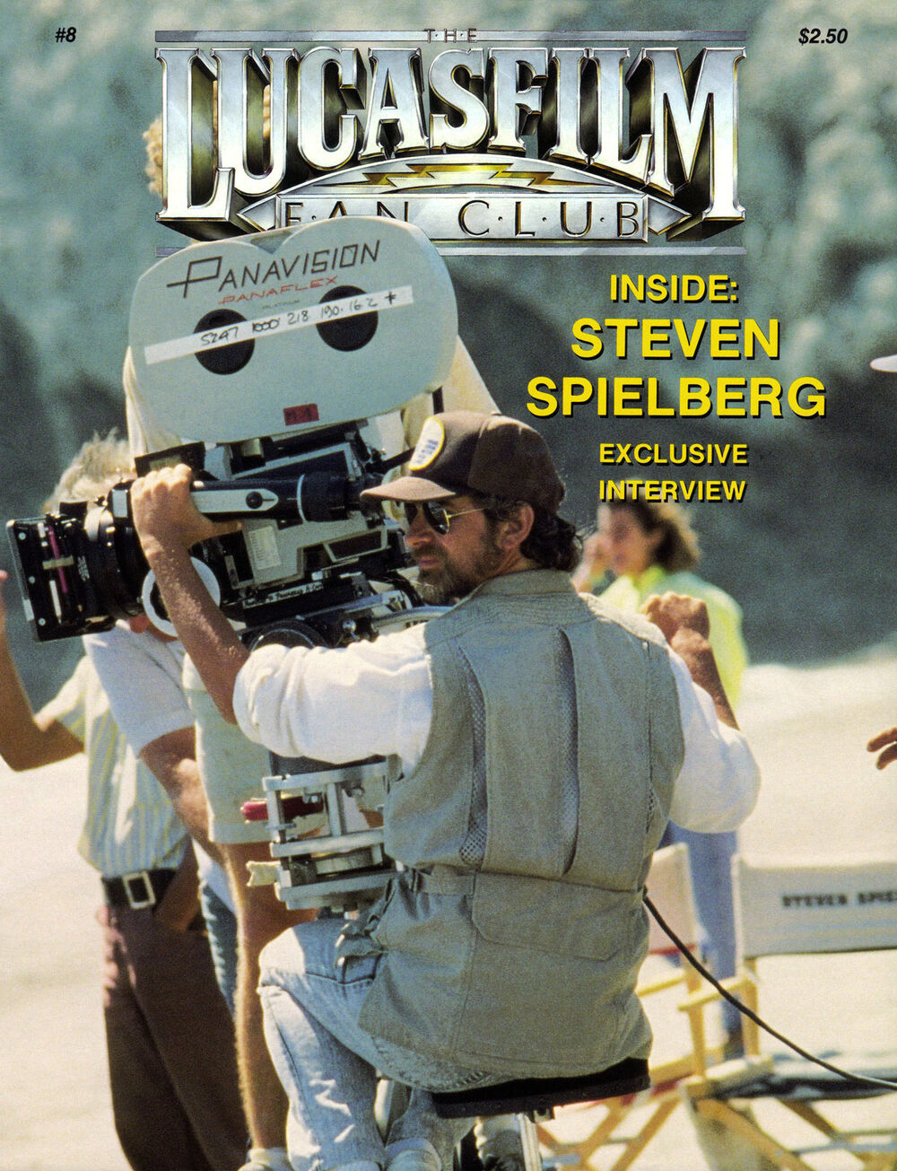 Lucasfilm Fan Club Magazine 8