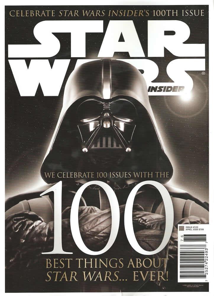 Star Wars Insider 100