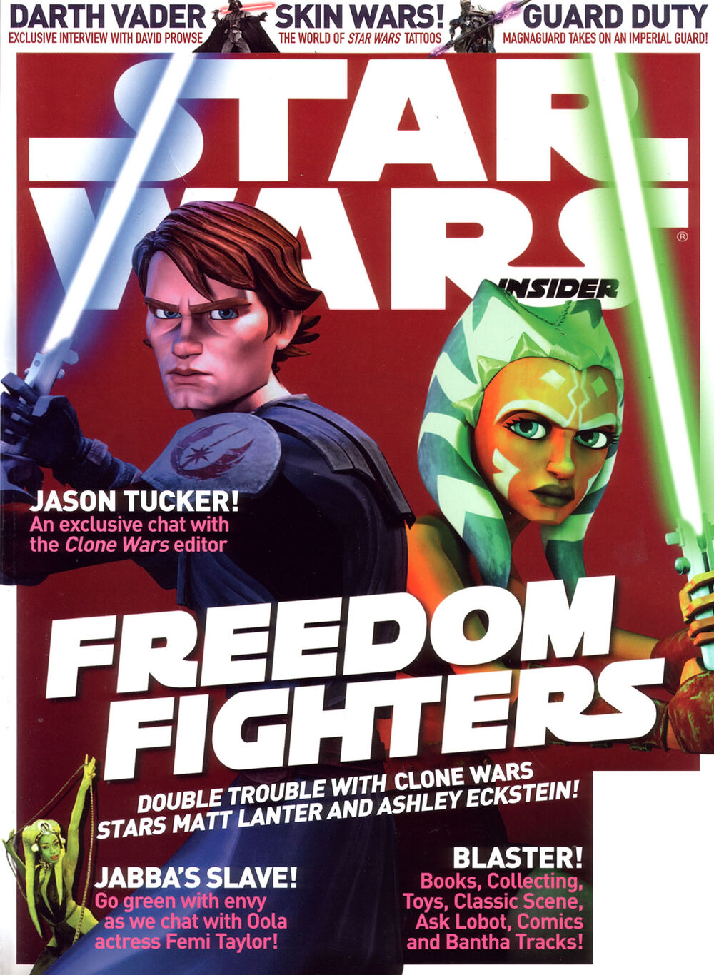 Star Wars Insider 108