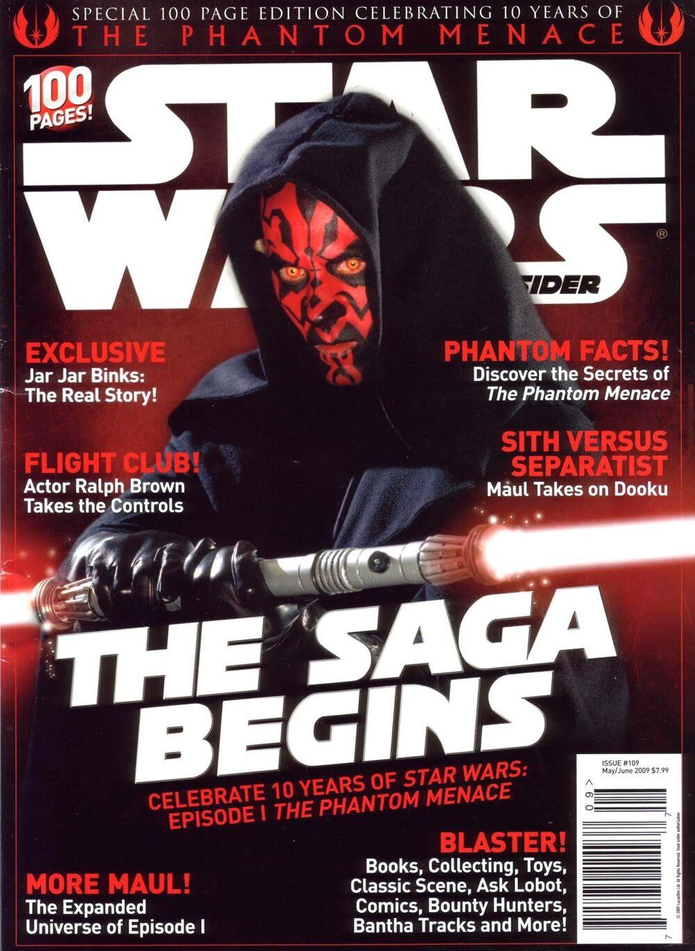 Star Wars Insider 109