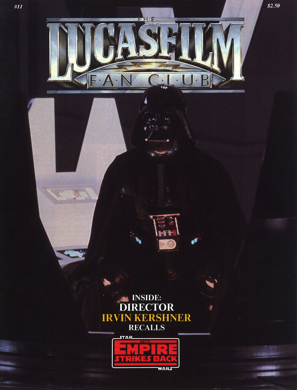 Lucasfilm Fan Club Magazine 11