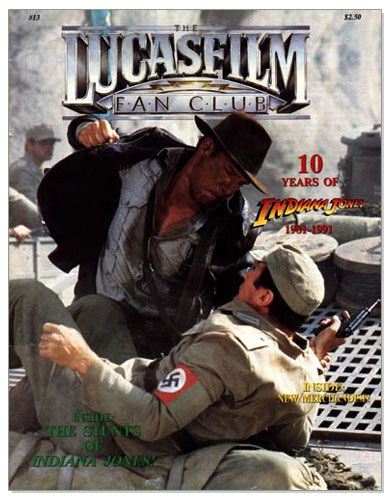 Lucasfilm Fan Club Magazine 13
