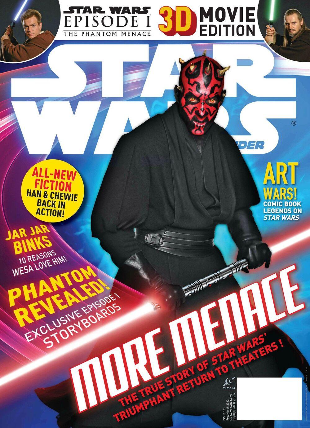 Star Wars Insider 131