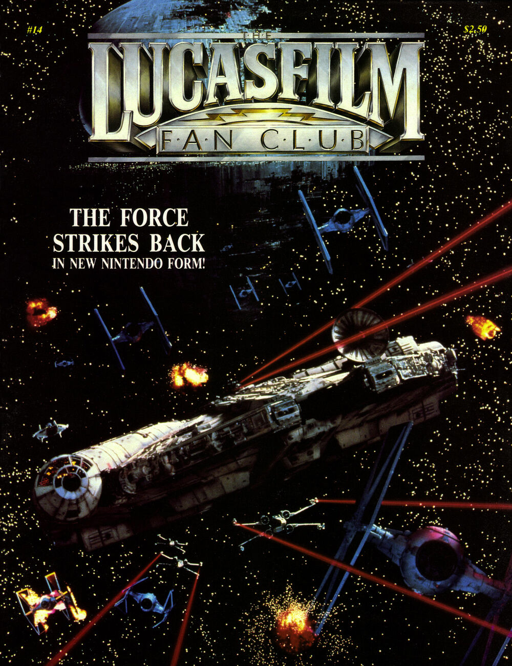 Lucasfilm Fan Club Magazine 14