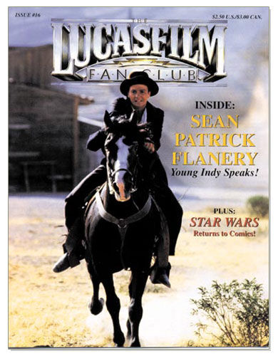 Lucasfilm Fan Club Magazine 16