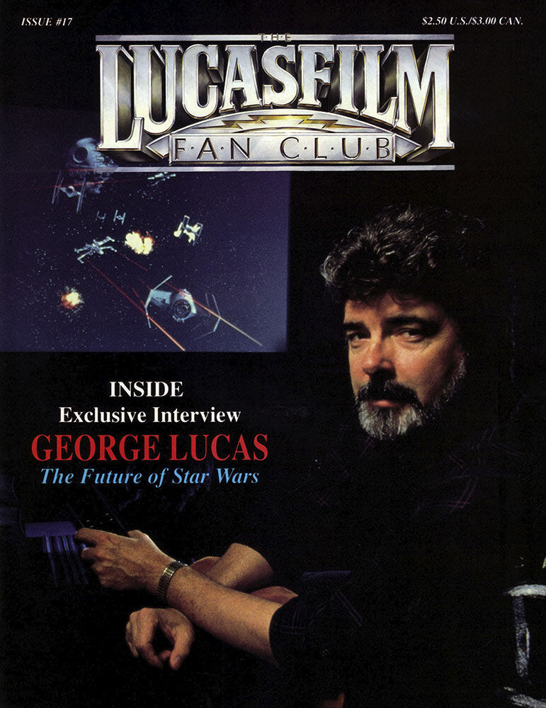 Lucasfilm Fan Club Magazine 17