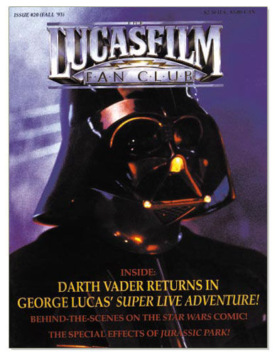 Lucasfilm Fan Club Magazine 20