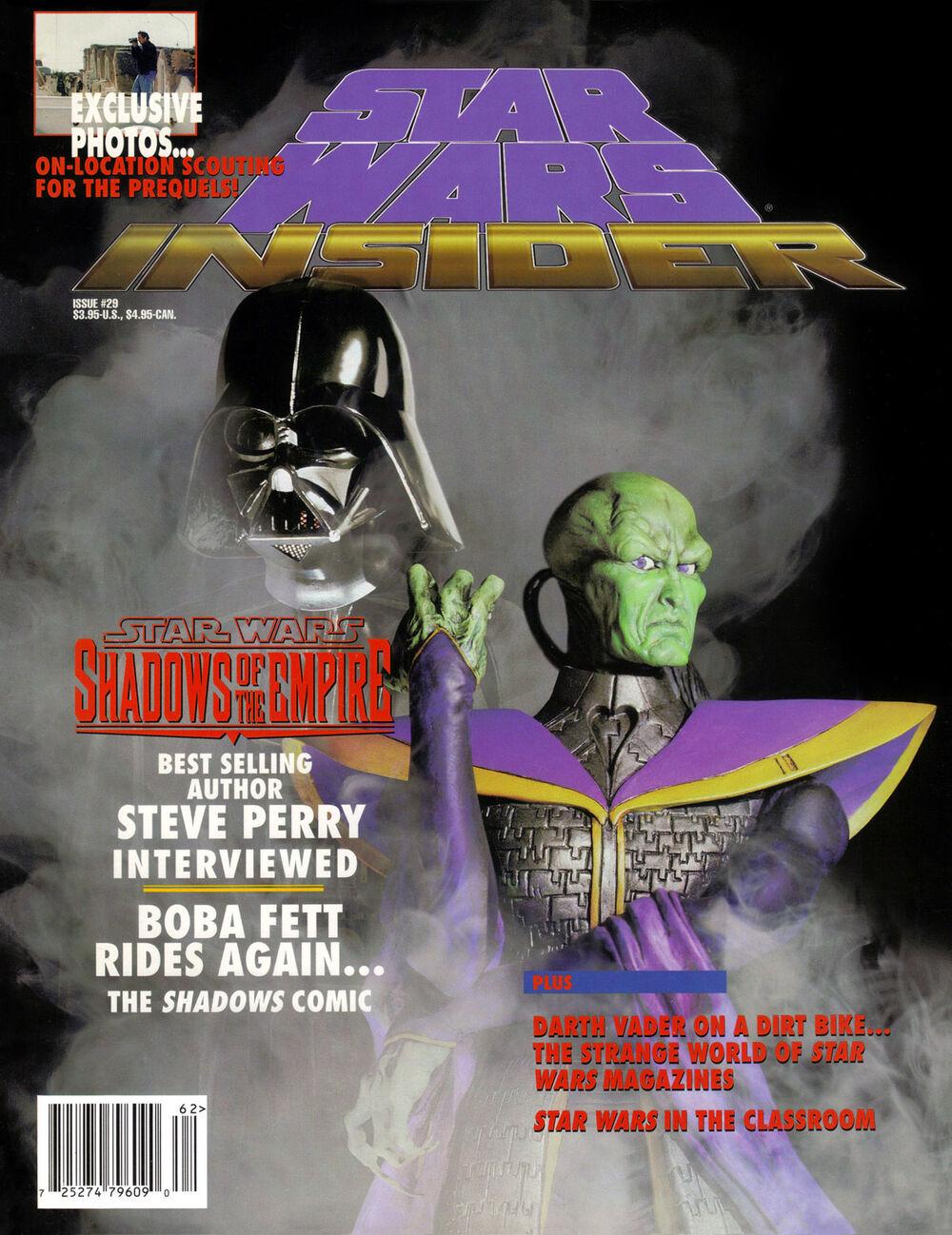 Star Wars Insider 29