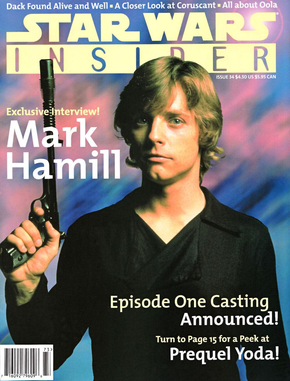 Star Wars Insider 34