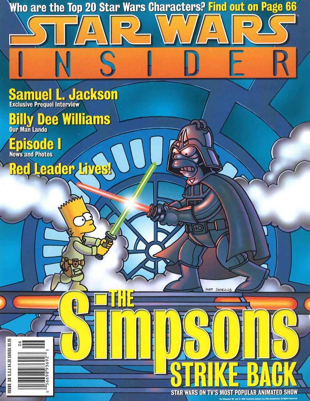 Star Wars Insider 38