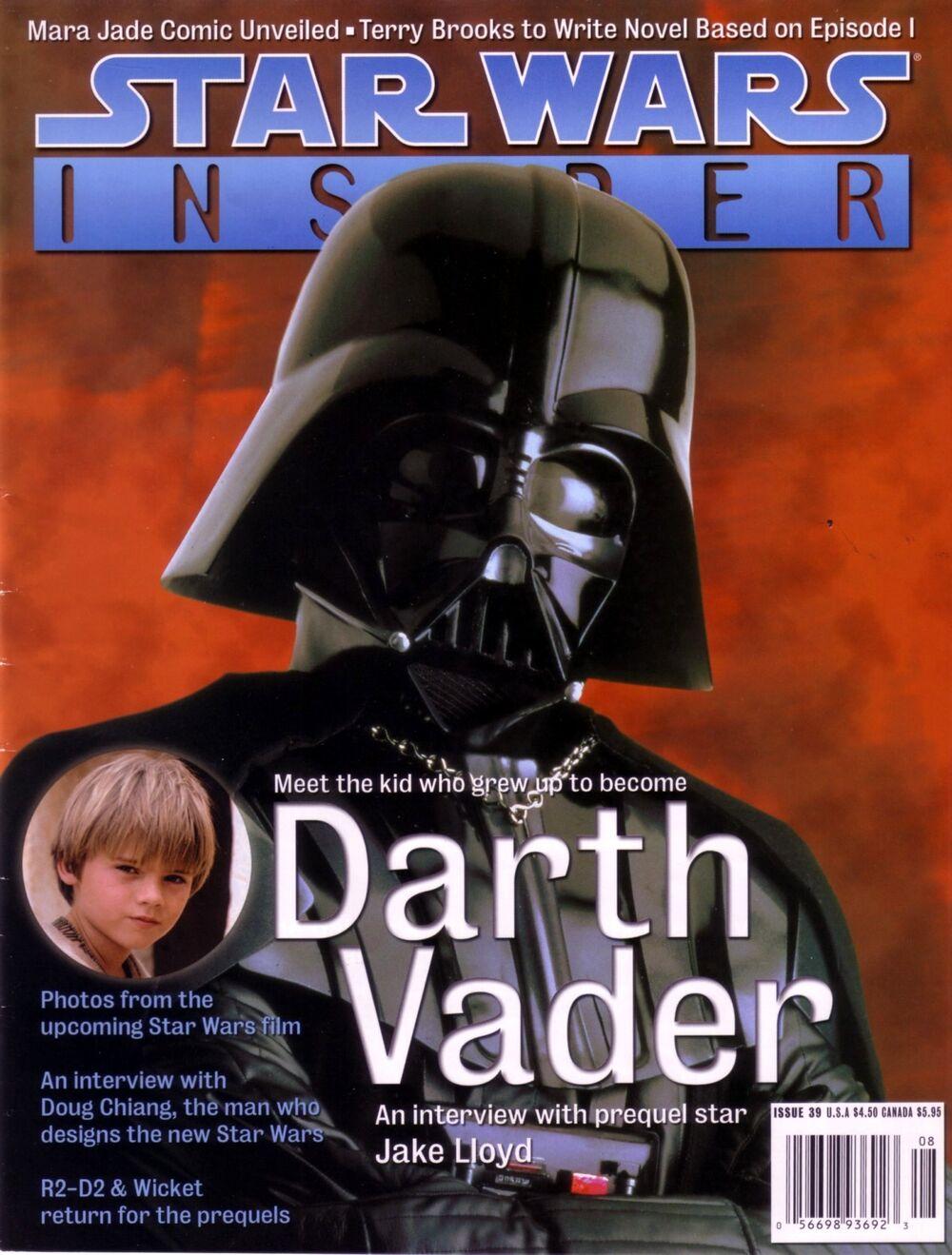 Star Wars Insider 39