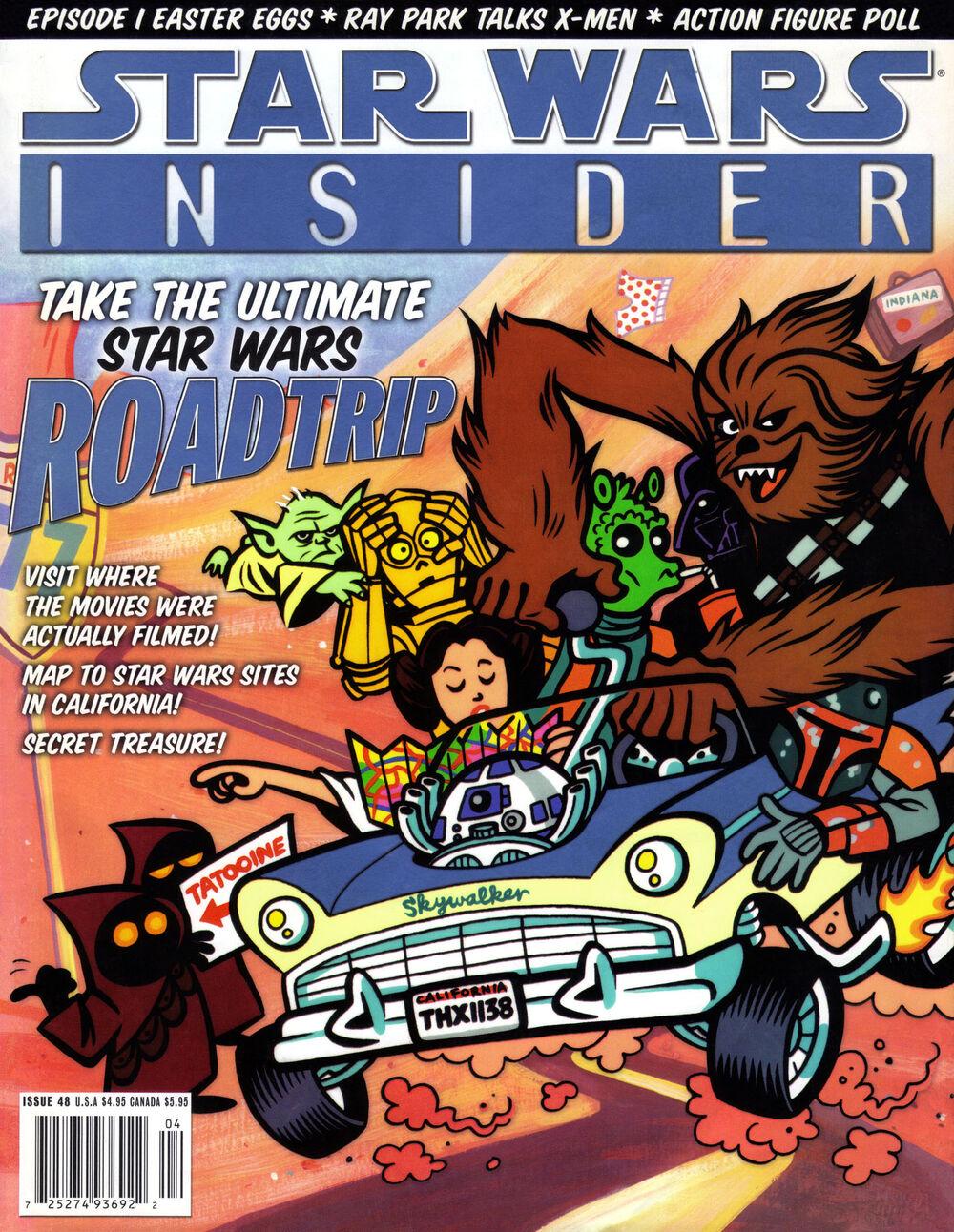 Star Wars Insider 48