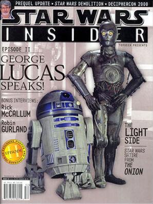Star Wars Insider 52