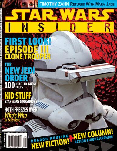 Star Wars Insider 74