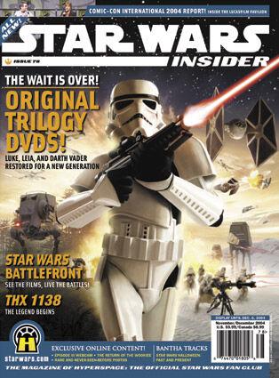 Star Wars Insider 78